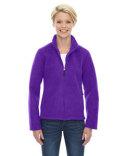 Ladies Fleece 78190 - comes blue, black, purple, red, burgundy, yellow, gray, black, green
