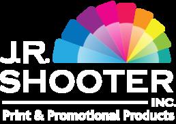 White J.R. Shooter Logo